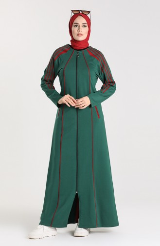 Emerald Green Cape 9310-01
