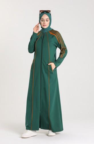 Emerald Green Cape 9310-04