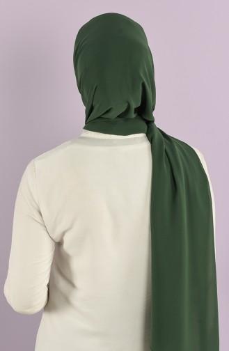 Châle Vert emeraude 90718-42