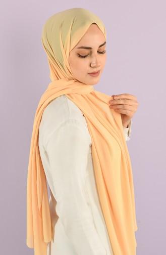 Karaca Nano Krep Şal 90718-65 Sarı