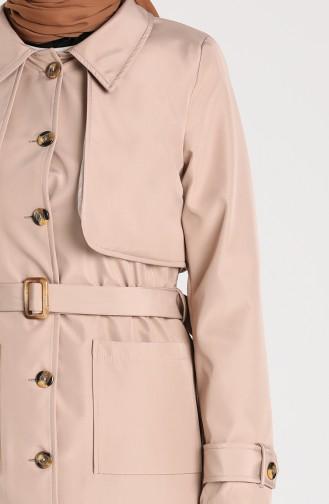 Trench Coat Beige 0001-04