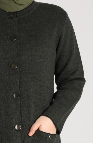 Khaki Cardigans 7525-03