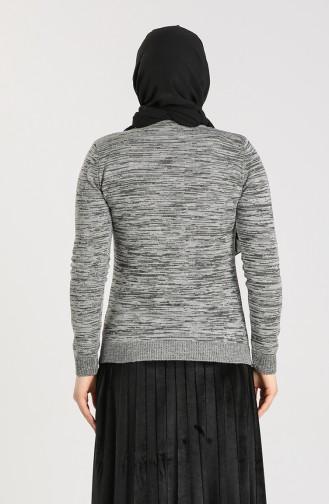 Gray Sweater 9115-01
