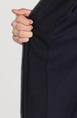 معطف أزرق كحلي 1908-04