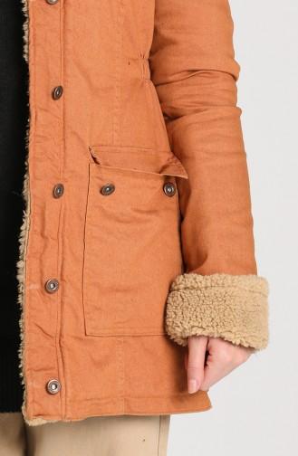 Fur Lined Coat 2603-03 Tile 2603-03