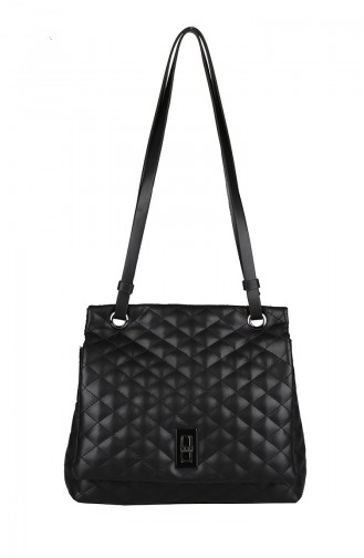 Black Shoulder Bags 433-001