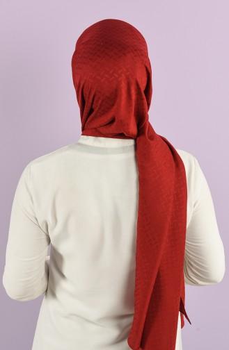 Claret Red Shawl 15227-03