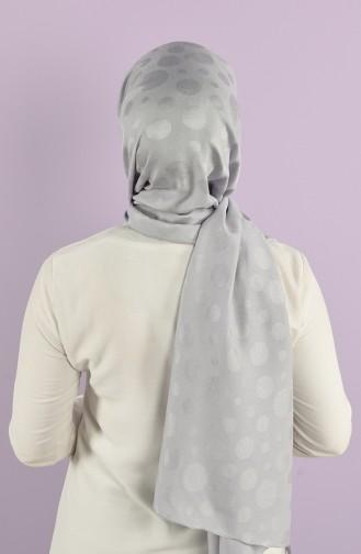 Silver Gray Shawl 15228-08
