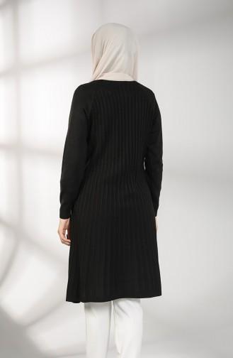 Knitwear Tunic 4216-05 Black 4216-05