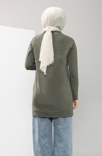Khaki Sweatshirt 3235-08