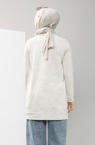 Beige Sweatshirt 3235-09