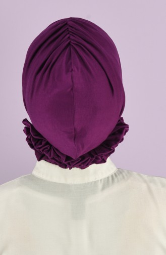 Purple Underscarf 0026-18