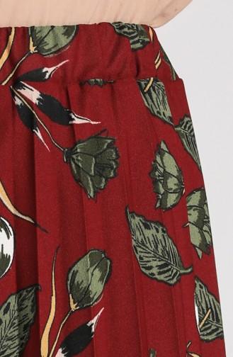 Claret red Rok 1005-02
