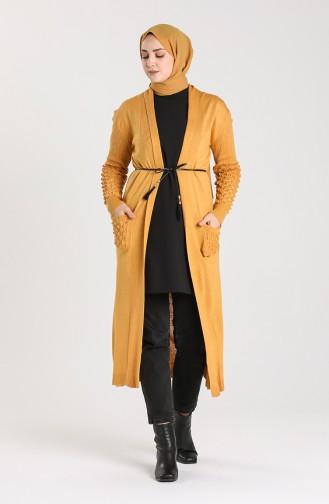 Mustard Cardigans 55221C-05
