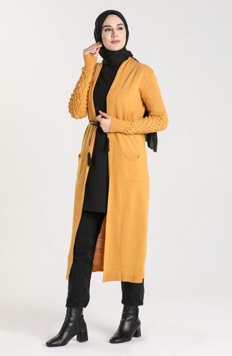 Mustard Cardigans 55221E-06
