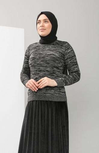 Black Sweater 9115-02