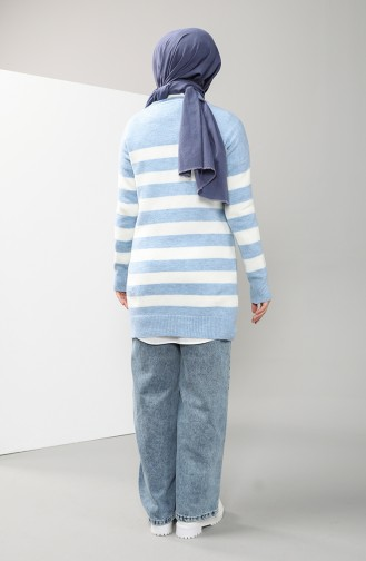 Blue Sweater 4866-02