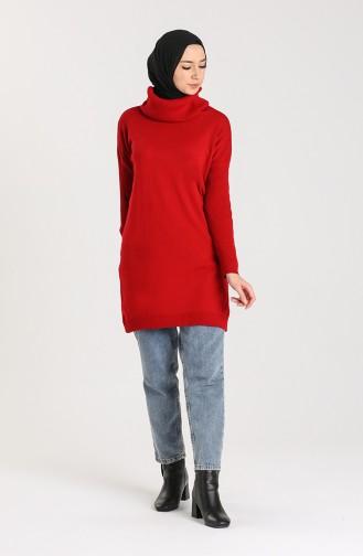 Claret Red Sweater 4988-04