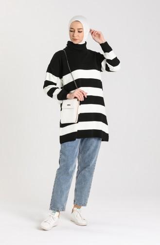 Black Sweater 5007-03