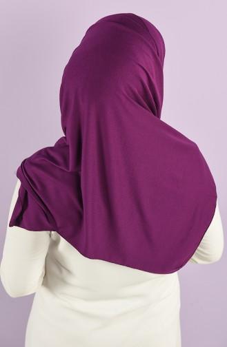 Purple Ready to Wear Turban 0031-18