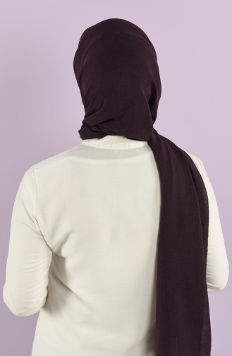 Dark Purple Sjaal 90741-11