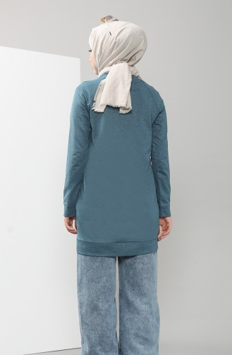 Petrol Sweatshirt 3235-11