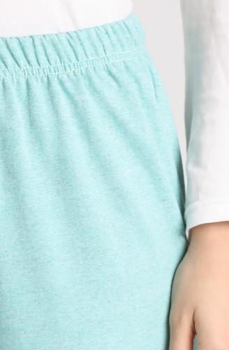 White Track Pants 1558-18