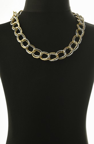 Yellow Necklace 0001-03