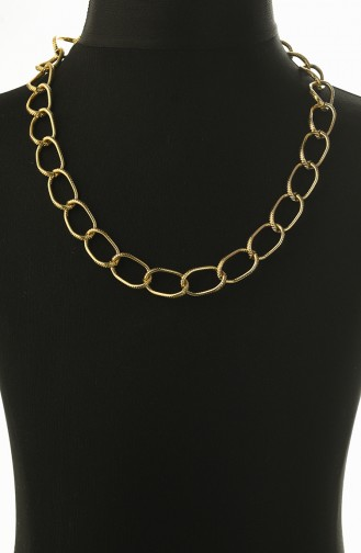 Yellow Necklace 0003-03
