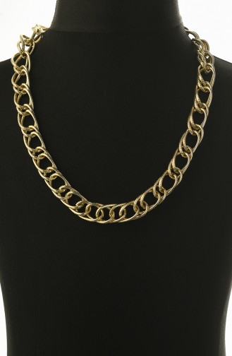 Yellow Necklace 0005-03