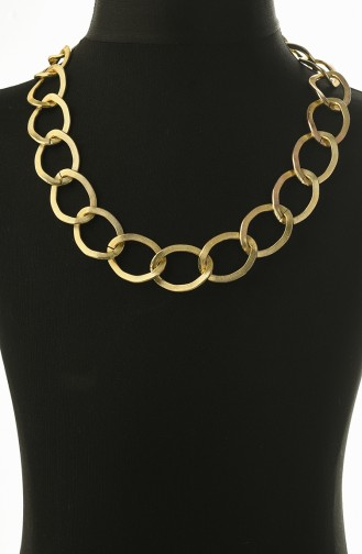 Yellow Necklace 0006-03