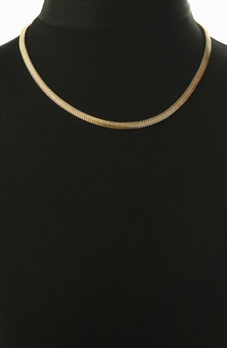 Yellow Necklace 0009-03