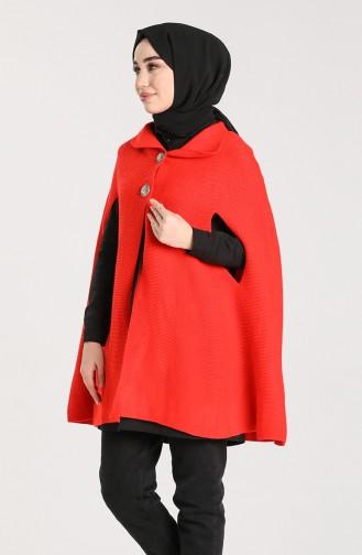 بونشو أحمر 2671-02