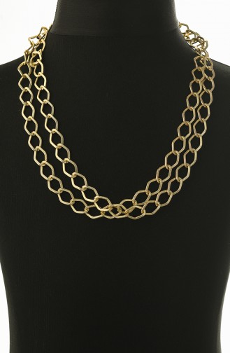 Yellow Necklace 0007-03