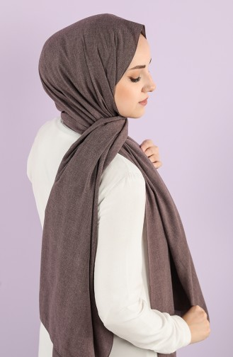 Dark Purple Sjaal 1422-23
