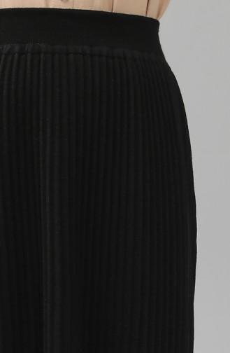 Jupe Noir 4268-01