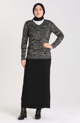 Black Sweater 9114-02