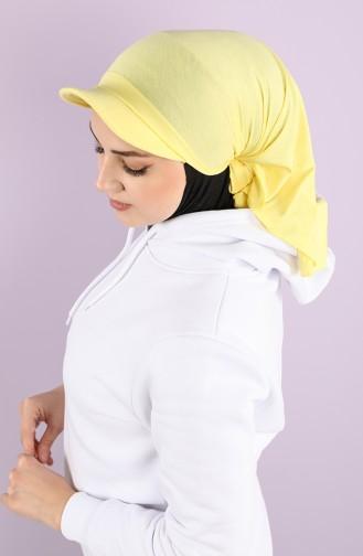 Yellow Hat and Bandana 0040-16