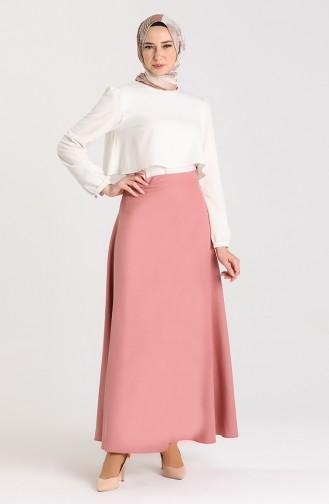 Onion Peel Skirt 2523-06