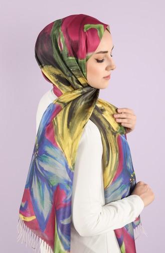 Blue Sjaal 15231-06