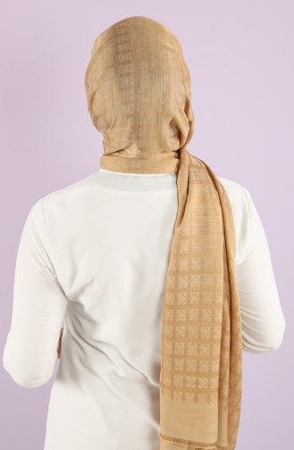 Gold Sjaal 90746-12