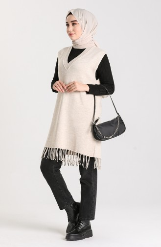 Pull-Over Beige 4257-02