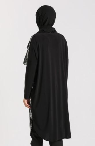 Black Tuniek 0109-04