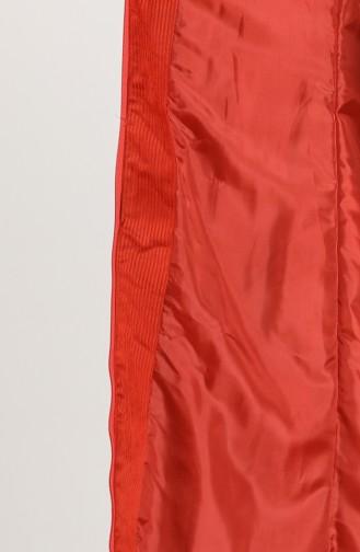 Brick Red Cape 5127-04