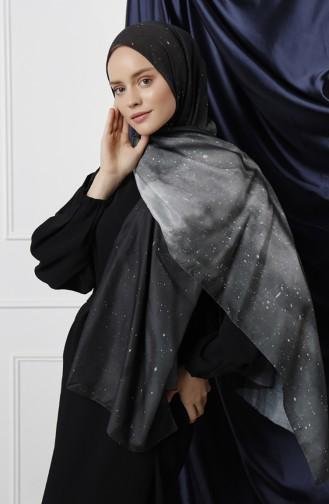 Black Shawl 20-11086-06