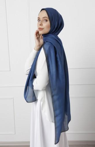 Navy Blue Shawl 20-12810-03