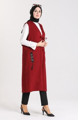 Claret Red Waistcoats 4741-01