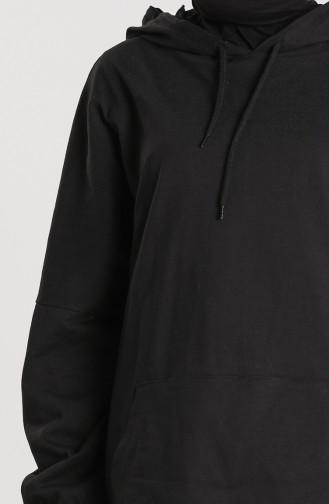 Black Sweatshirt 30023-01