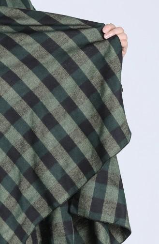Khaki Sjaal 4895-01