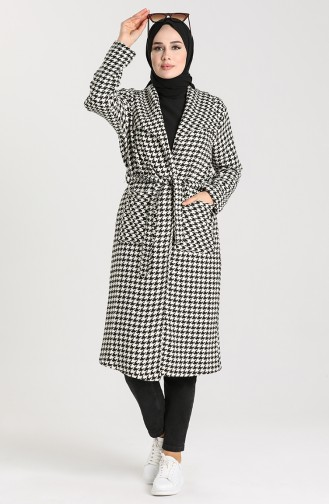 Grau Jacke 1164-01